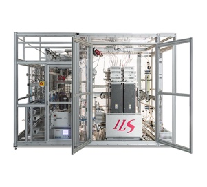 2-Parallel Pilot-Scale Deep HDS plant with continuous atmospheric and vacuum distillation
