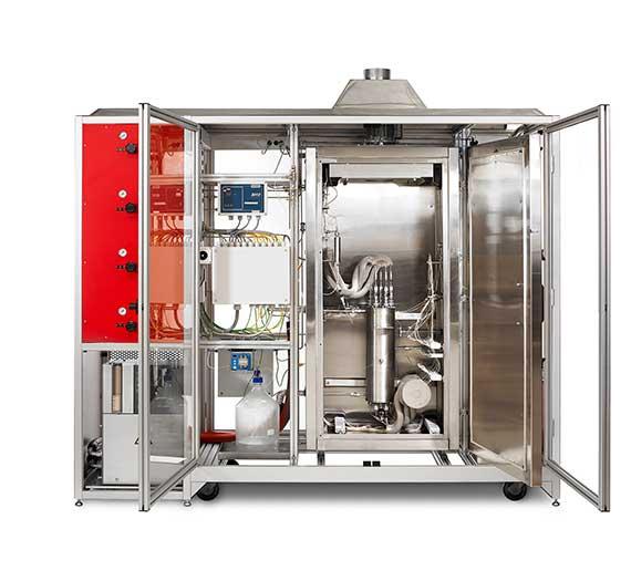 Box Image 8-Parallel Temkin Reactors for Eggshell Catalyst Testing of VAM Catalysts