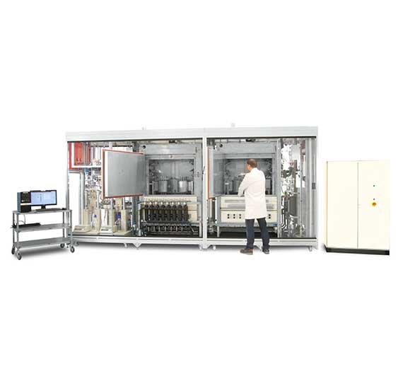 Box Image 32-Parallel Fischer Tropsch Testing Unit