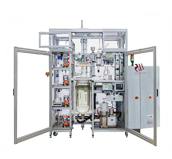 Box Image pH-Controlled Catalyst Precipitation Unit