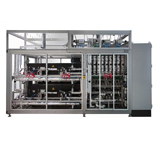 Box Image Dynamic Automotive Catalyst Oven