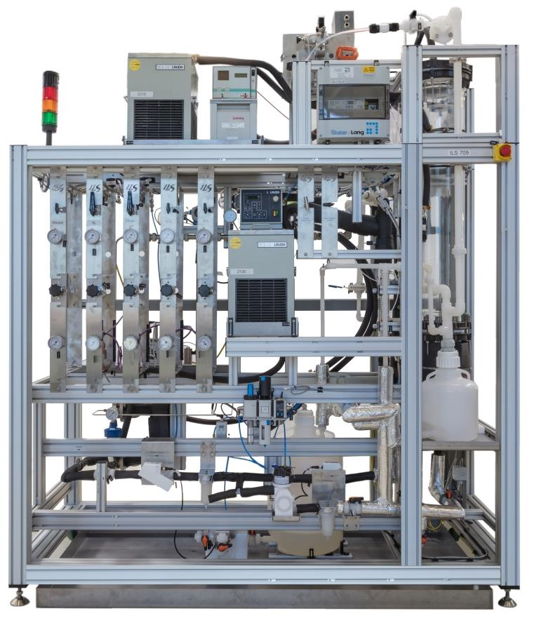 Box Image Pilot-Scale SO2 Adsorbent Developement Unit