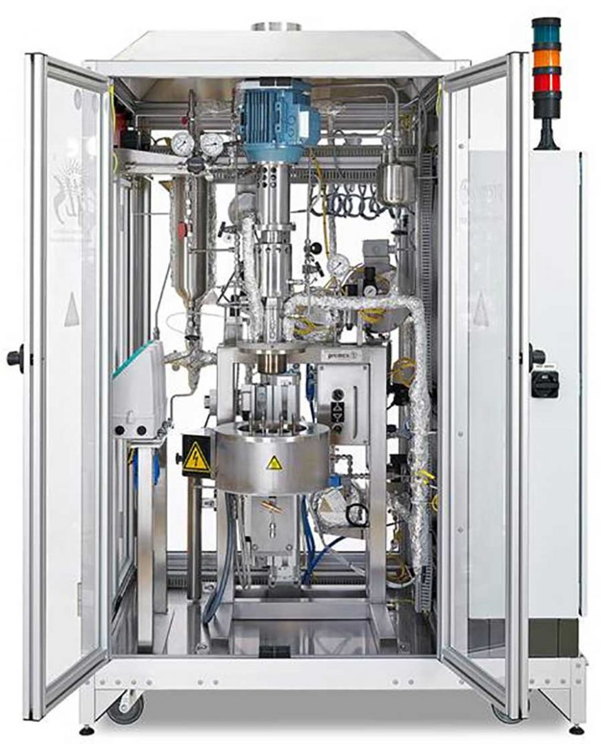 Box Image High-Shear Corrosion/Erosion Testing Reactor for FCC Materials Development