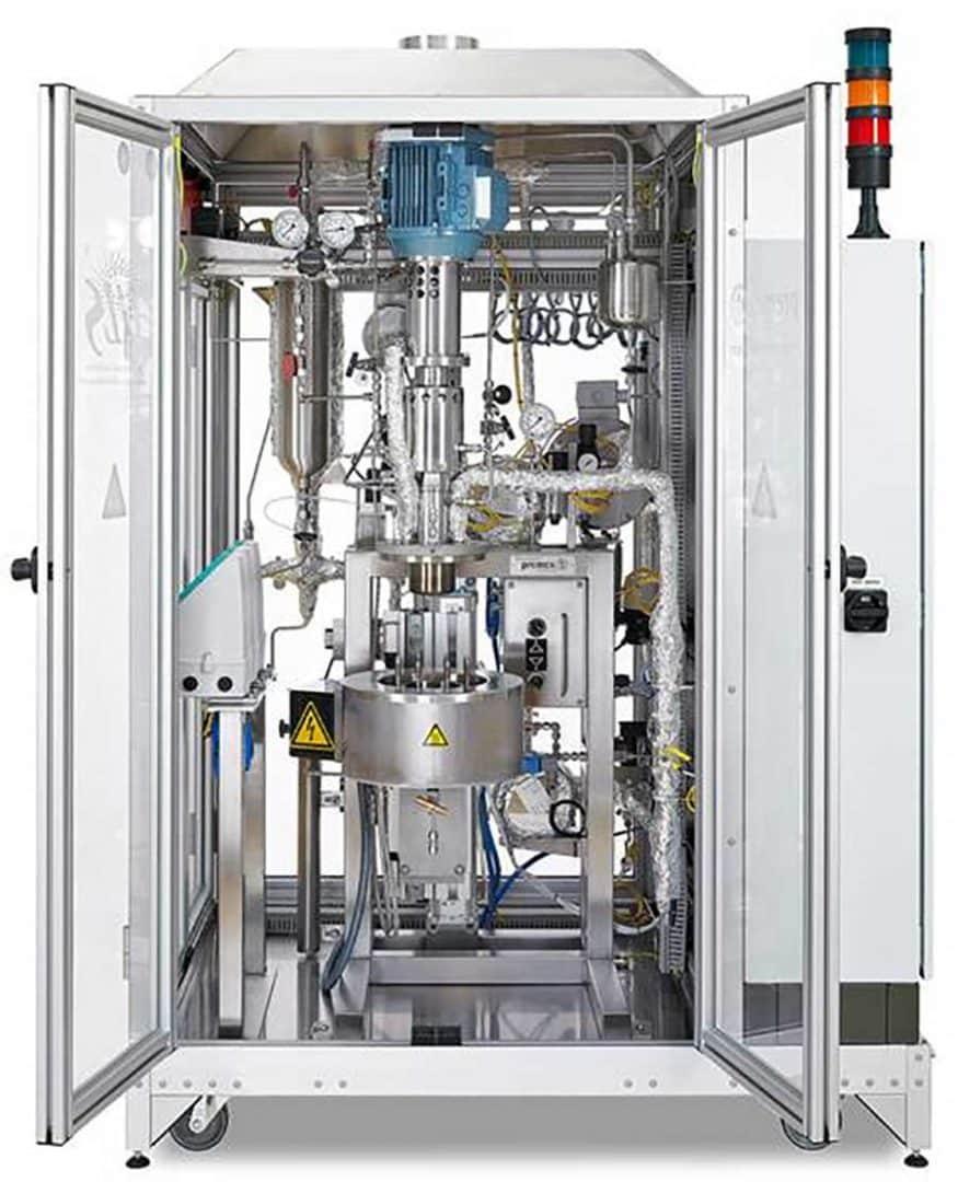 Box Image High-Shear Corrosion/Erosion Testing Reactor for FCC Materials Development